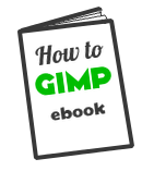 how to gimp book icon